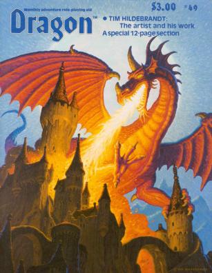 Dragon Magazine | Land of Nod